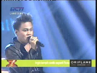Gede Bagus – I Dont Want To Miss A Thing X Factor Indonesia
