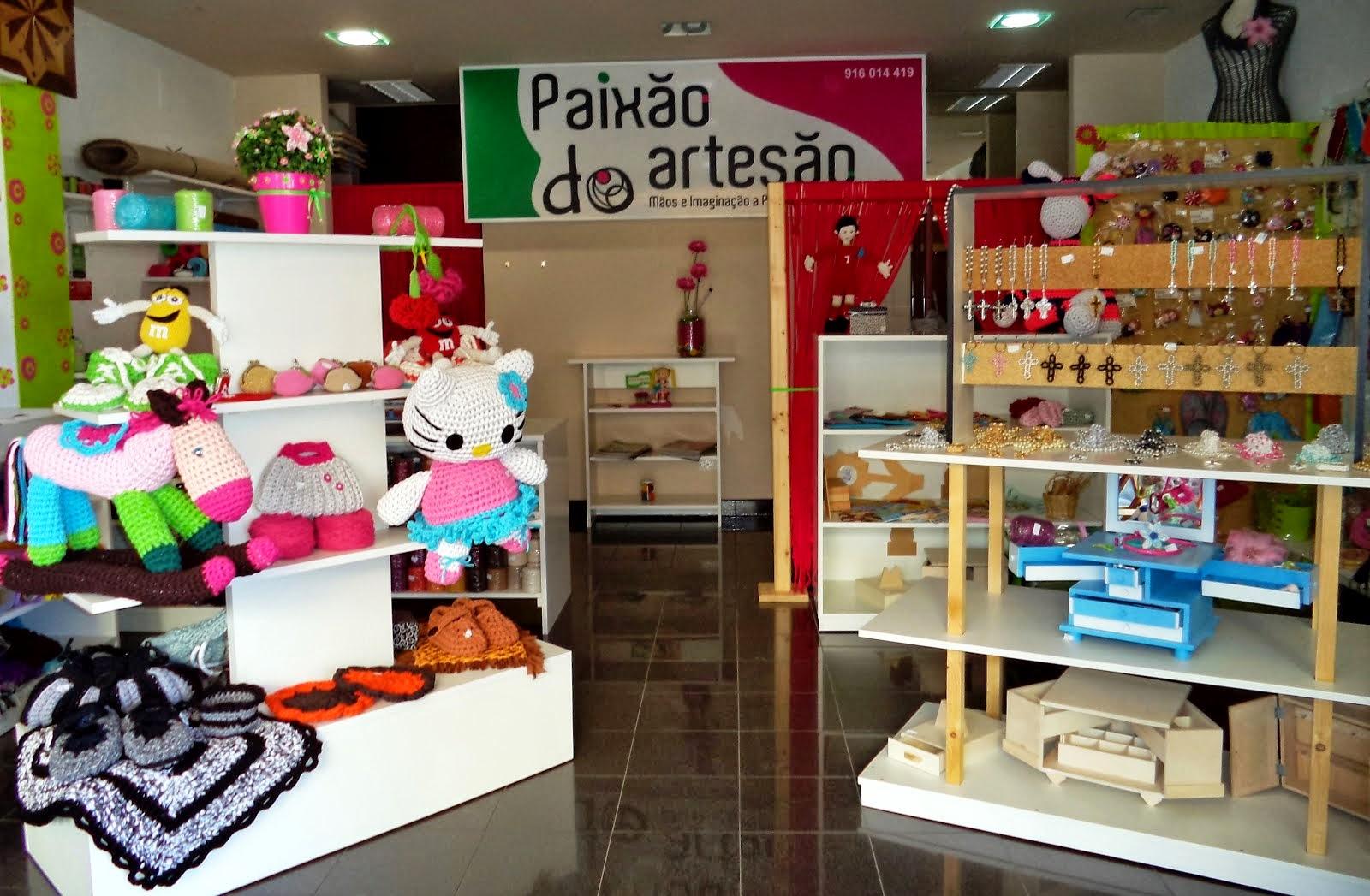 Paixão do Artesão em Fátima