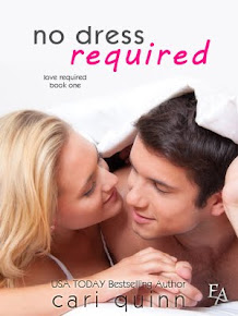 No Dress Required, USA Today Bestseller!
