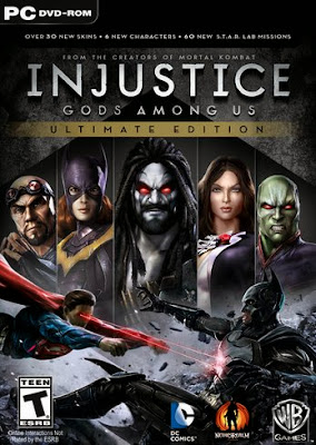 Injustice Gods Among Us PC                games Downloaded