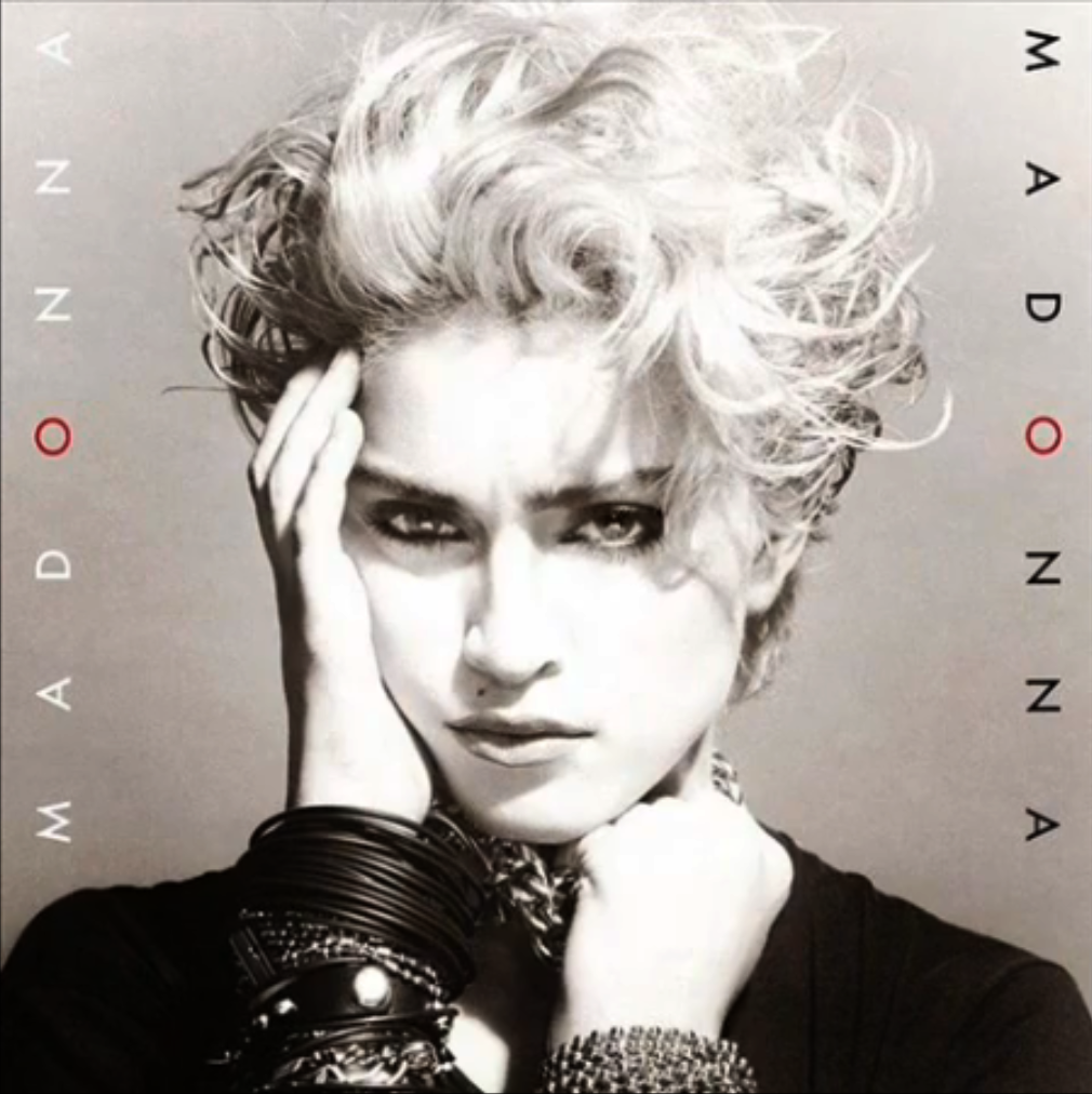 Madonna Madonna The First Albumpng