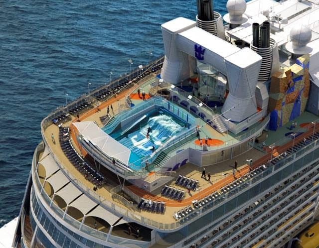 Sea monsters: amazing cruise ships of the future
