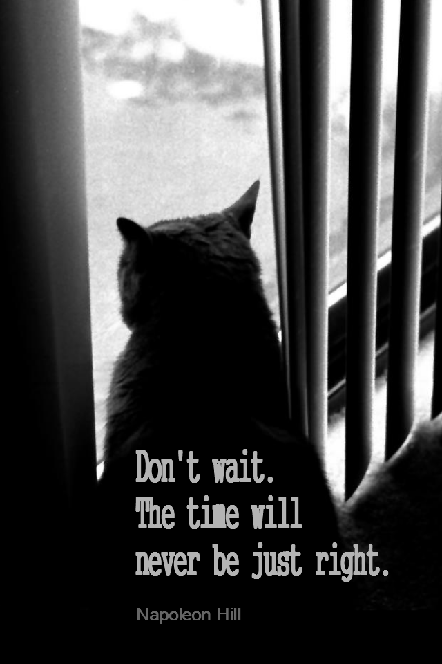 visual quote - image quotation for time