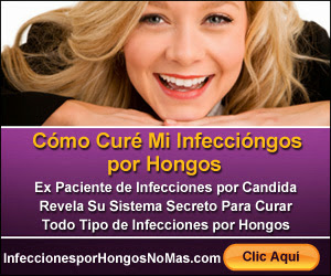 CURE SU INFECCION DE HONGOS