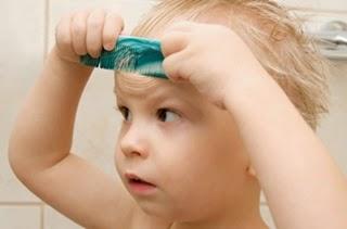 Cara menumbuhkan rambut bayi dan anak alami