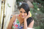Actress Himajha Glamorous Photo shoot-thumbnail-6