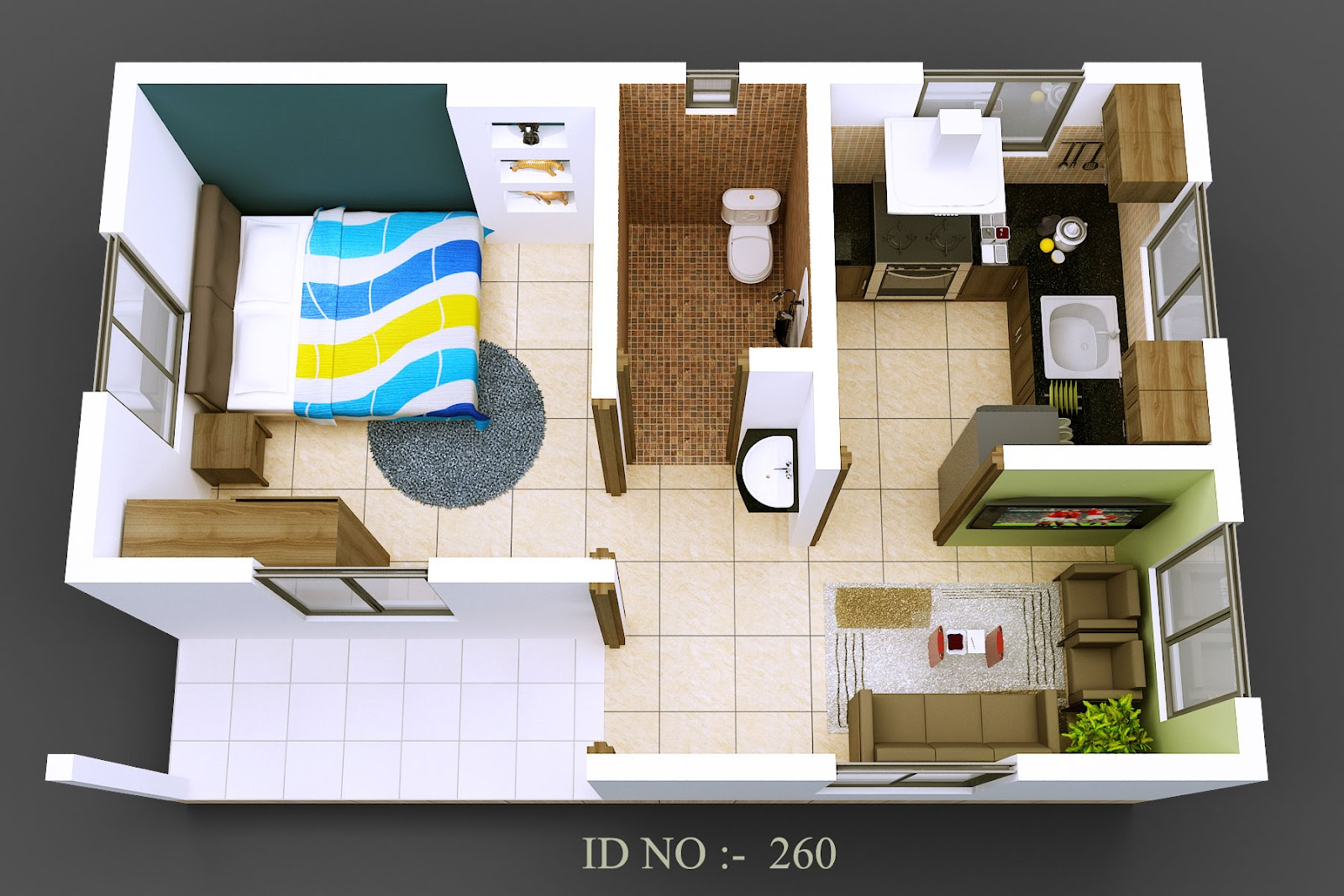 Cost efficient plans & layouts. | Interiors Blog
