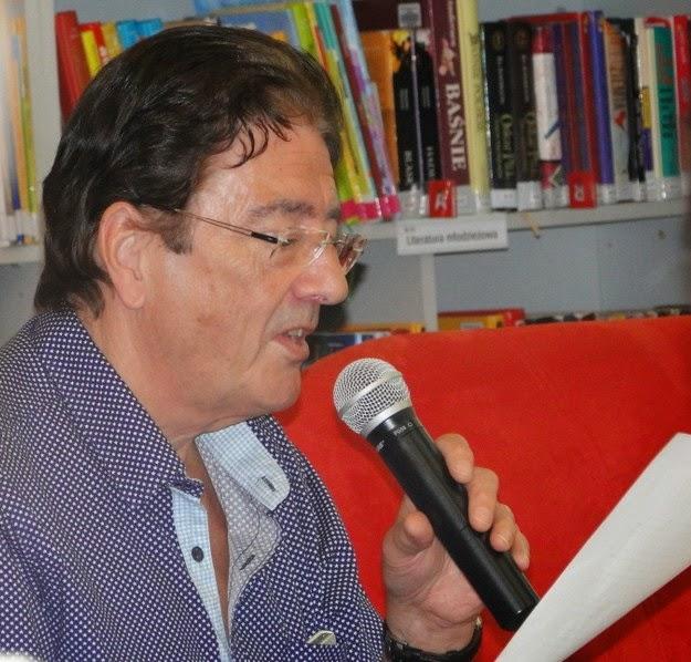 Spotkanie z Grahamem Mastertonem we Wrocławiu