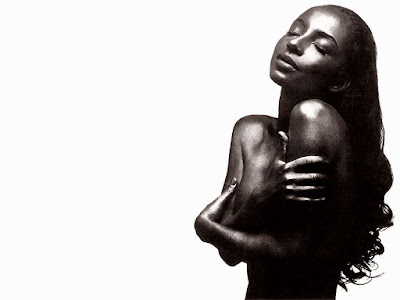 British Black Beauty Sade Adu Wallpaper