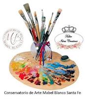 Profesorado de Pintura Decorativa en Blogger