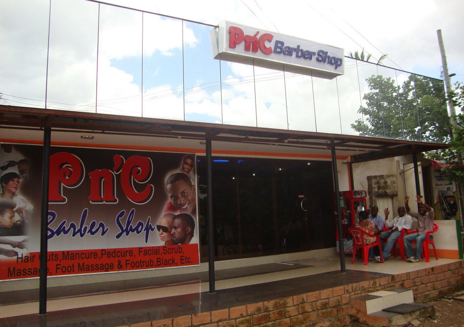 sengo: PnC BARBER SHOP MWANZA DUH - NI PAUKWELI
