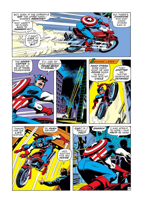 Captain America (1968) Issue #140 #54 - English 19