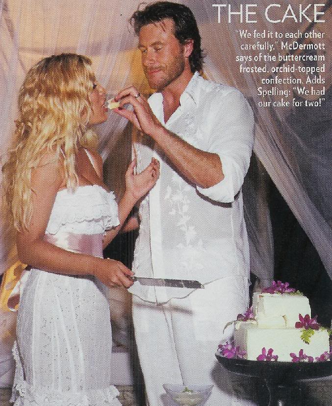 Tori Spelling Wedding: Tori And Dean To Renew Vows