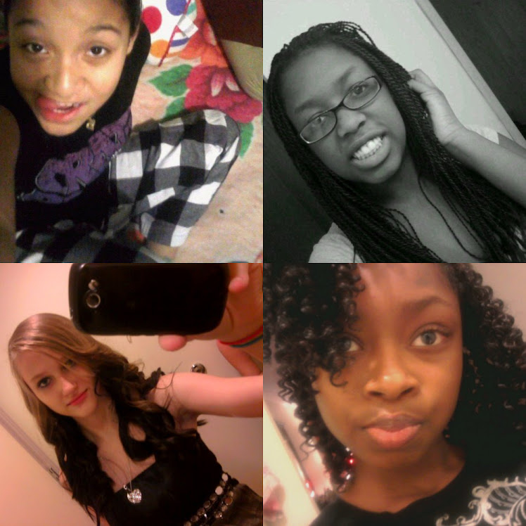 MY BEST FRIENDS AND ME