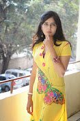 Madhumitha photos in yellow-thumbnail-19