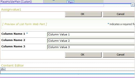 sharepoint: Assign sharepoint list field values using javascript ...