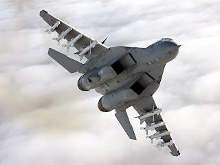 Mig 35 Fighter Jet