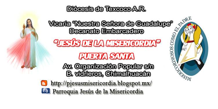 Parroquia Jesús de la Misericordia