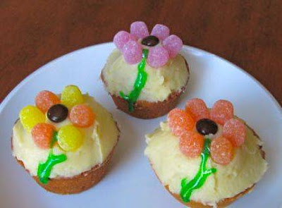 Easy Easter Cupcake Decorating Ideas