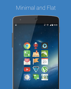 Minimal (Hera) - Icon Pack V1.0.6 Apk For Android