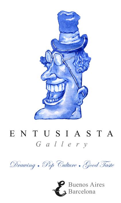 Entusiasta Gallery : Dibujo, Cultura Popular y Buen Gusto