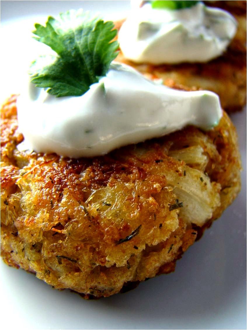Chesapeake Bay Creamy Dill Crab Cakes