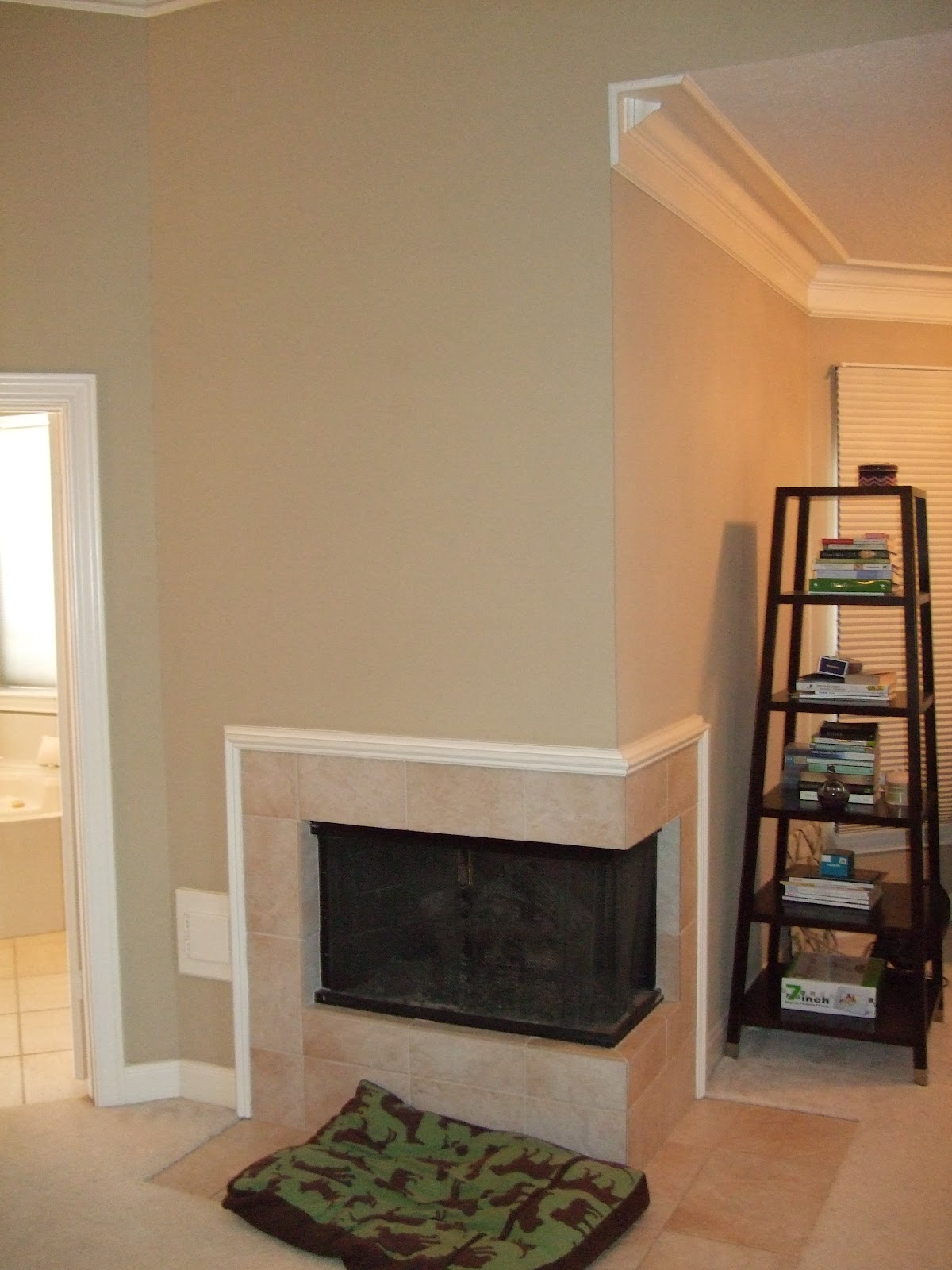 Corner fireplace design browse for Master bedroom corner fireplace
