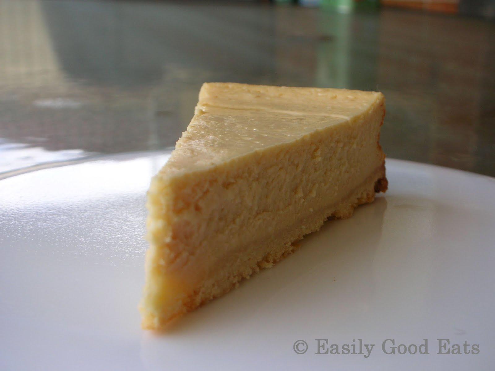 Easily Good Eats: Dulce De Leche Cheesecake Recipe