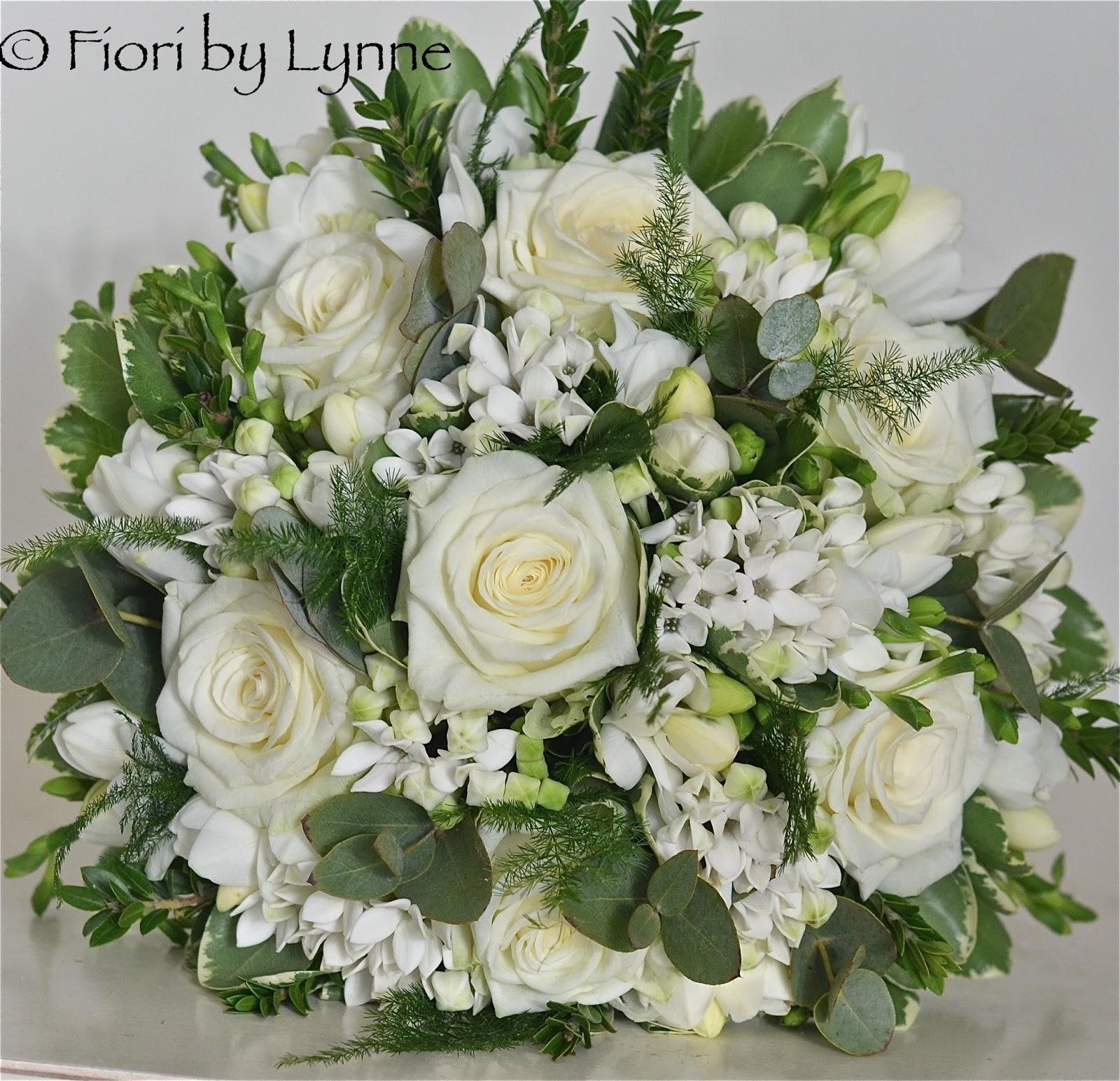 White September Wedding Flowers Comousar