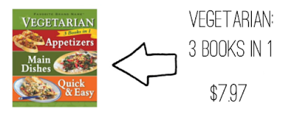 Vegetarian: 3 Books in 1