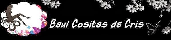 BAÚL COSITAS DE CRIS