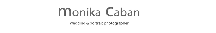 MONIKA CABAN wedding photographer