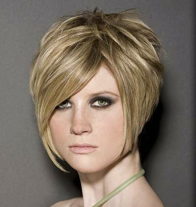Hairstyles For Thin Hair And Round Faces