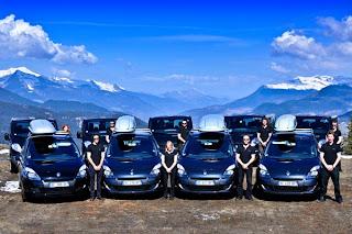 car hire Geneva Airport French