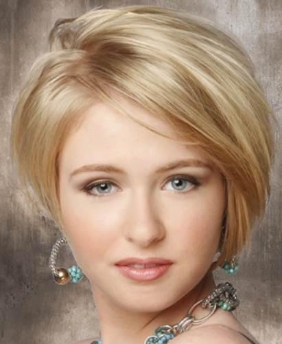 Model Rambut Untuk Wajah Bulat Wanita: 30 Gaya Rambut Paling Tepat