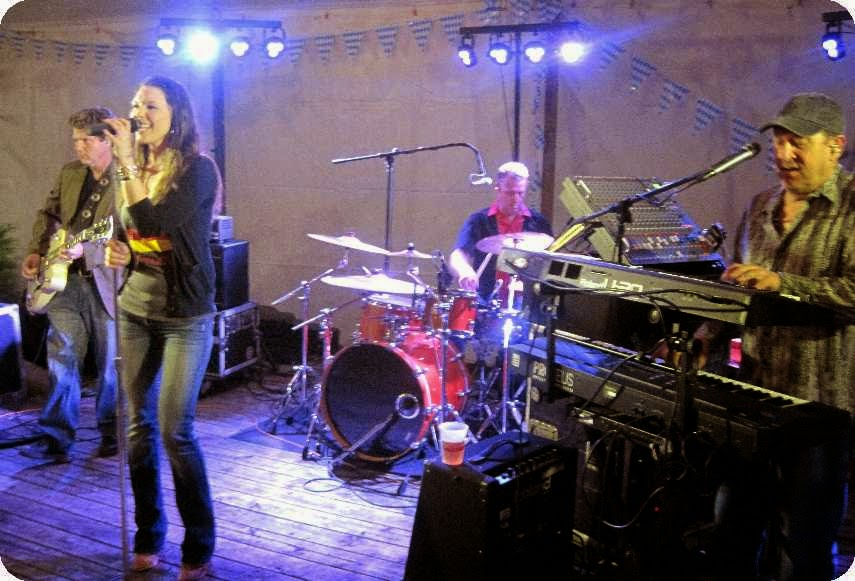 2014-09-19 at Oktoberfest in Chippewa Falls