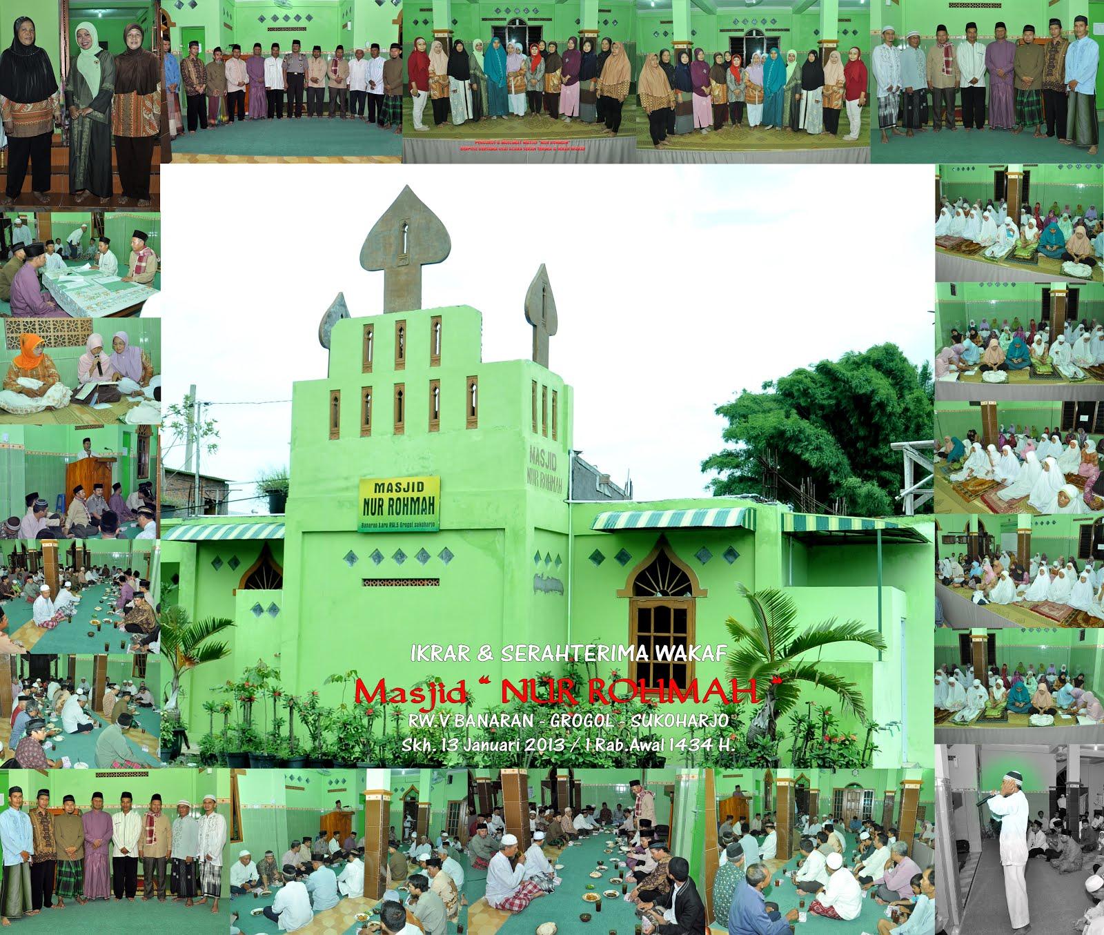 Masjid Nur Rohmah