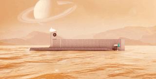 صورة تخيلية لغواصة تيتان المستقبلية
