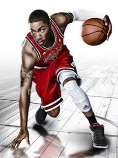Derrick Rose, Chicago Bulls download besplatne pozadine slike za mobitele