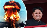 «Τύμπανα πολέμου»; Ο Τραμπ ενημερώνει σύσσωμη την Γερουσία για την Βόρεια Κορέα. Ο αμερικανικός στόλος πλησιάζει στην κορεατική χερσόνησο ...