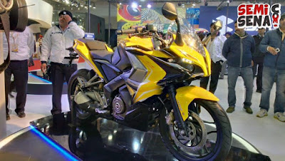 Motor-Pulsar-400-cc-New-Immediate-Released-The-Year