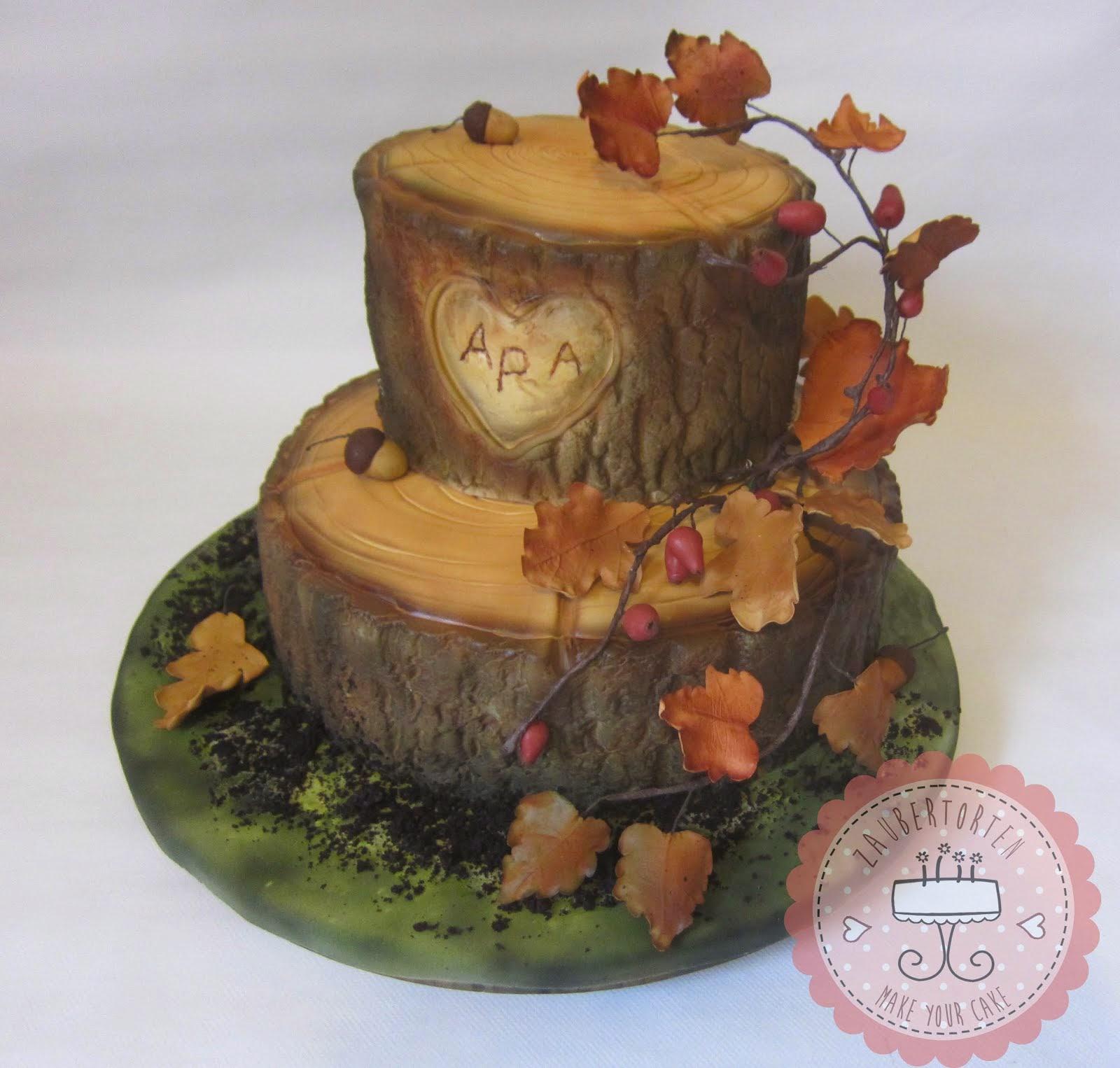 Fa torta/ Tree bark cake