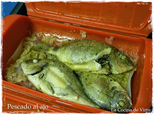 Recetas de pescado en el microondas cocinar en casa es - Cocinar pescado en microondas ...