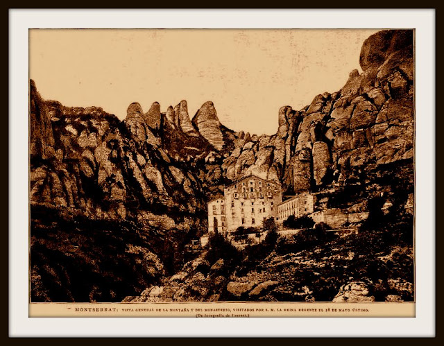 montserrat historia monasterio