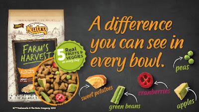 Nutro Farm's Harvest Logo