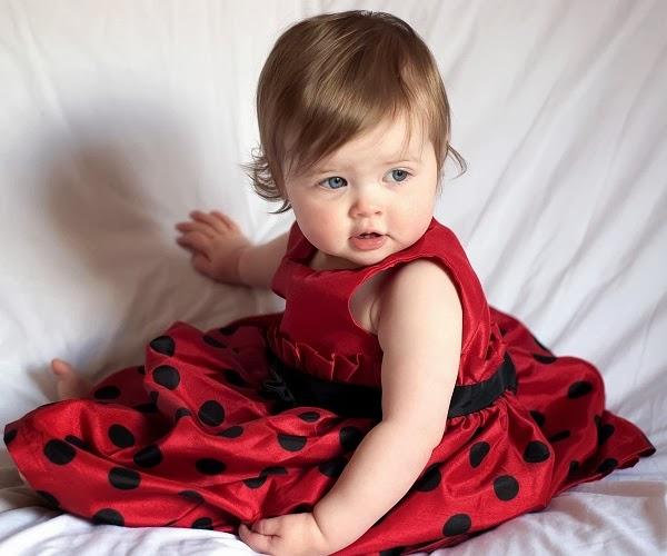 Photo de bébé trop mignon