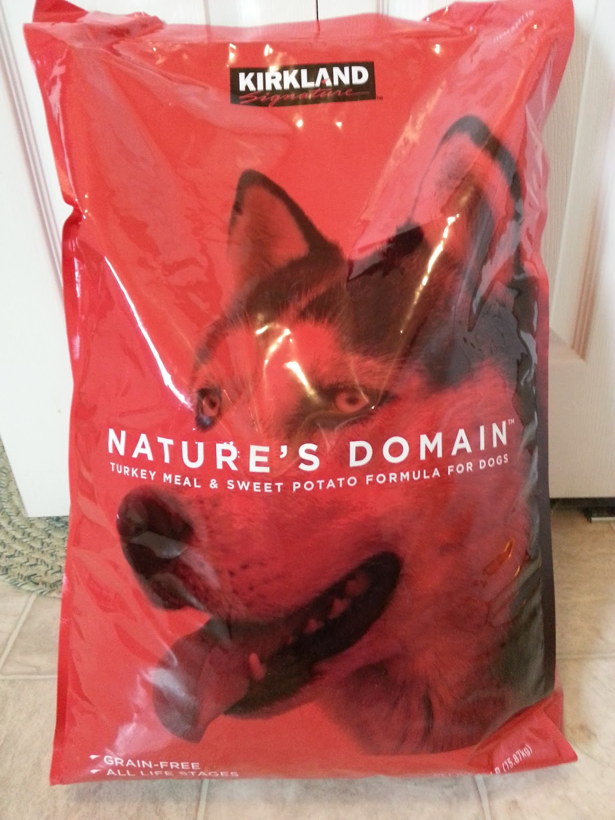Image gallery nature39s dog food costco for Costco natural dog food