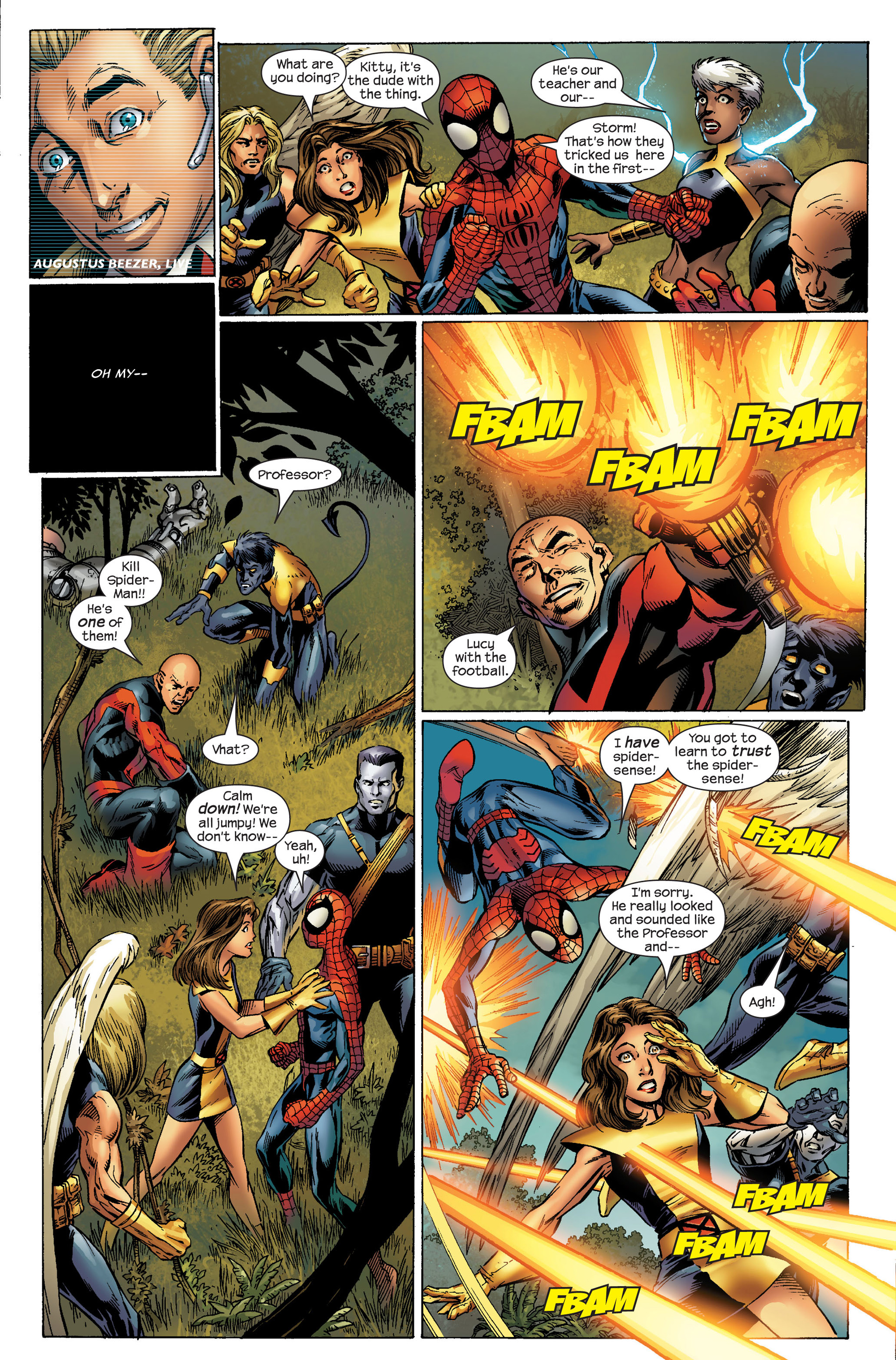 Ultimate Spider-Man (2000) Issue #94 #98 - English 4