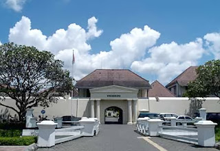 Fort Of Vredeburg Jogja