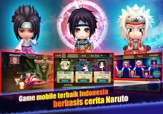 Naruto Ninja World 3D Pro v2.1.17